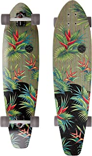 "Globe The All-Time Complete Skateboard,V-Ply Hellaconia,36"" L x 9"" W - 22.25"" WB"