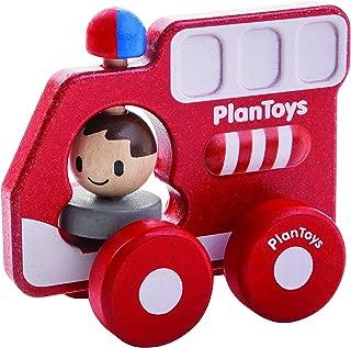 PlanToys Fire Truck Min Vehicle