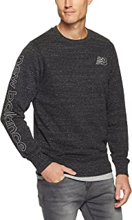 New Balance Men's Heather Crew Shirt