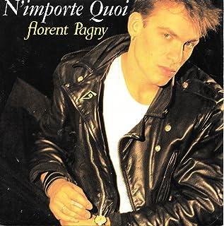 N'importe quoi (1987) / Vinyl single [Vinyl-Single 7'']