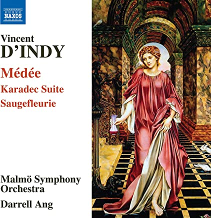 Malmo Symphony Orchestra - Indy: Medee; Karadec Suite; Saugefleurie (2019) LEAK ALBUM