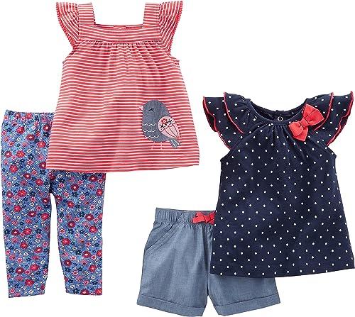 Mejor calificado en Conjuntos de ropa para bebés niña y reseñas de producto útiles - Amazon.es
