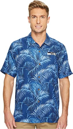Tommy Bahama - Seattle Seahawks NFL Fez Rounds Shirt