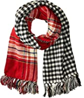 Steve Madden Double Play-D Blanket Wrap