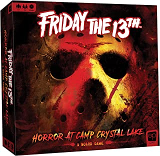 Friday The 13th: Horror at Camp Crystal Lake | Press Your Luck Game | Watch Out for Jason Voorhees | Featuring Classic Hor...