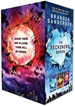 The Reckoners Series Boxed Set
