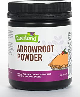 Natural Arrowroot Powder, 300gm