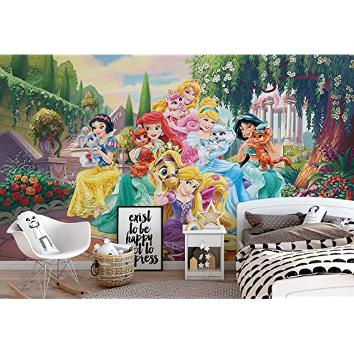 Princess Wall Mural: Amazon.co.uk