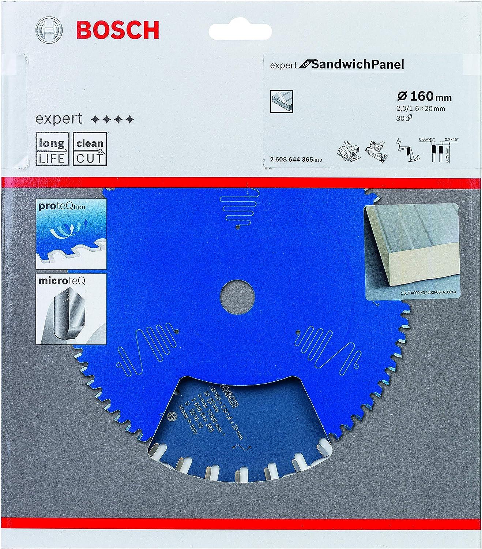 Bosch Max 76% OFF 0W 0V 2608644365EX H SH Circular Ranking TOP13 160x20mm