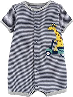 Carter's Baby Boys Snap-Up Romper