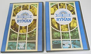 Country's Family Reunion at the Ryman Vol. 1, 2, 3, & 4