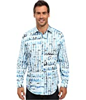 Robert Graham - Shallow Ponds Long Sleeve Woven Shirt