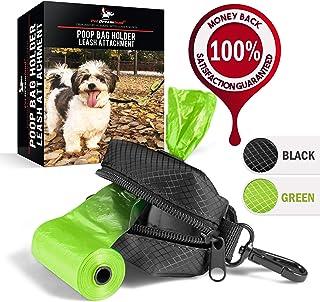 Dog Bag Dispenser Attachment Carabiner
