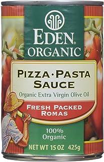 EDEN FOODS Organic Pizza Pasta Sauce, 425 gm