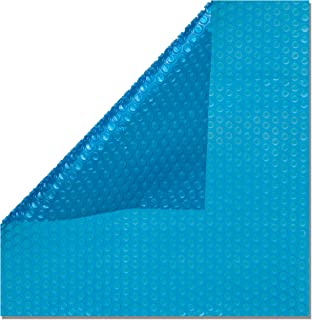 In The Swim 12 x 24 Foot. Rectangle Swimming Pool Solar Blanket Cover 12 Mil