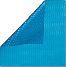 In The Swim 16' X 32' Rectangle Inground Swimming Pool Solar Blanket Cover 12 Mil Blue