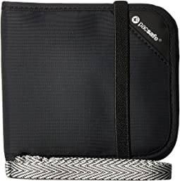 Pacsafe - RFIDsafe V100 Anti-Theft RFID Blocking Bifold Wallet