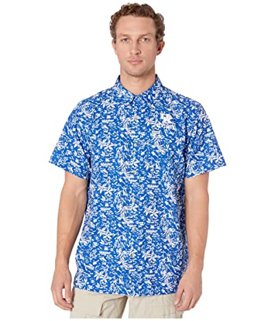 Columbia College Kentucky Wildcats CLG Super Slack Tide Shirt (Azul) Men