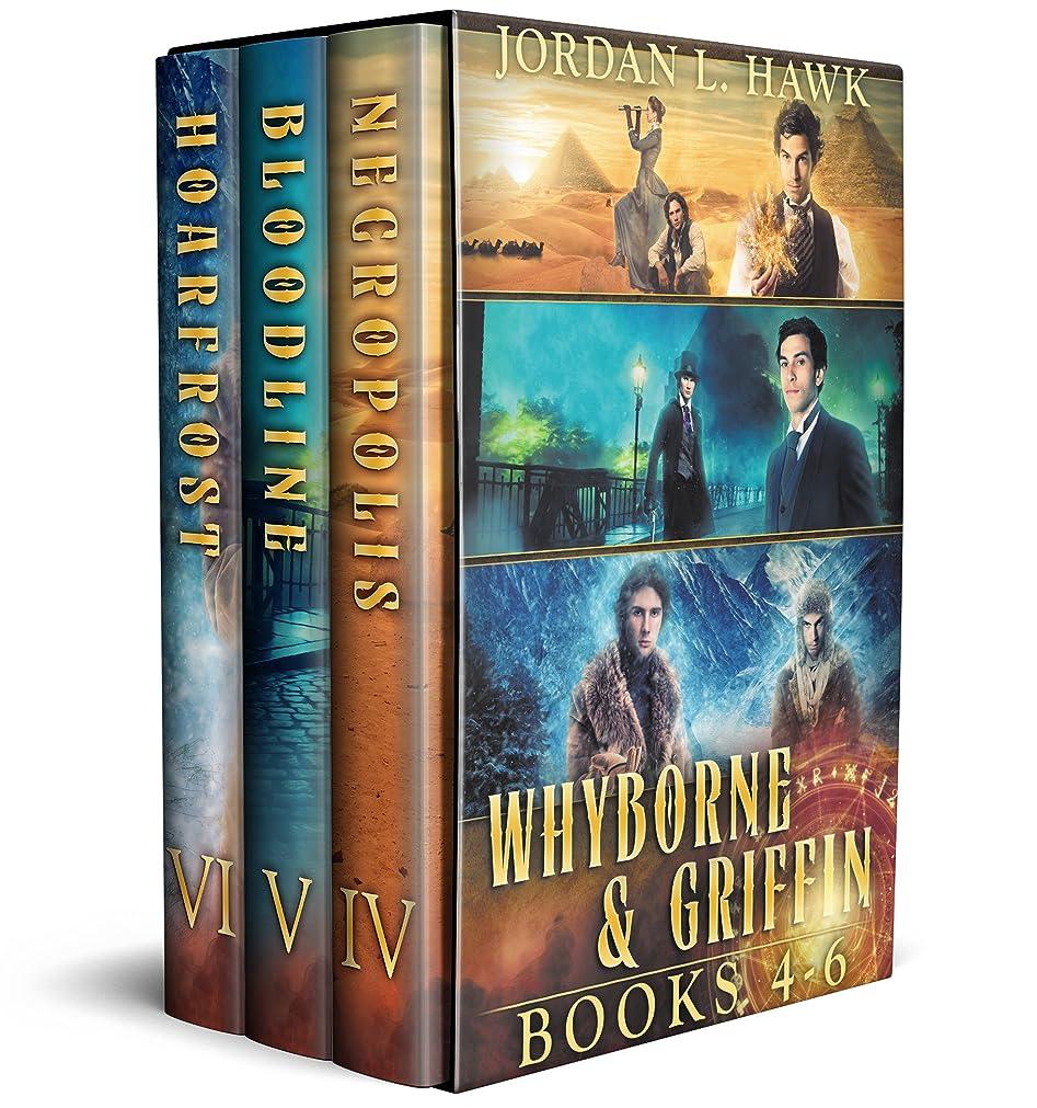 少ない欠如染料Whyborne and Griffin, Books 4-6: Necropolis, Bloodline, and Hoarfrost (The Whyborne & Griffin Series Box Sets Book 2) (English Edition)