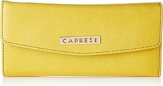 Caprese Yondella Women's Wallet (Yellow)