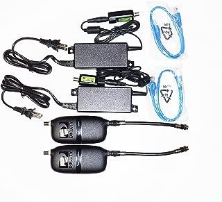 DIRECTV Broadband Deca Ethernet to Coax Adapter - Generation II (2 Pack)