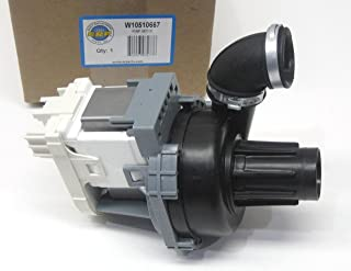 ERP W10510667 Dishwasher Water Pump