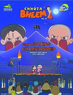 Junior Boxing Championship (Chhota Bheem)