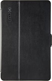 Speck Products StyleFolio Case and Stand for Verizon Ellipsis 8 HD, Black/Slate Grey, 85744-B565