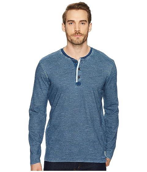 lucky brand long sleeve henley shirt