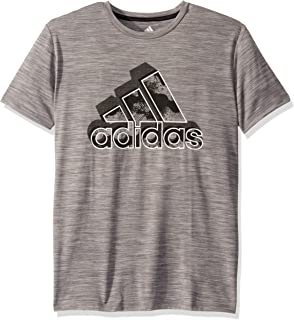 Boys' Big Stay Dry Climalite Short Sleeve T-Shirt