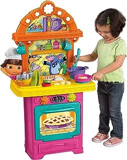 Fisher-Price Dora the Explorer: Sizzling Surprises Kitchen