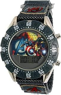 Boy's Avengers AVG2AD343 Grey Nylon Quartz Sport Watch