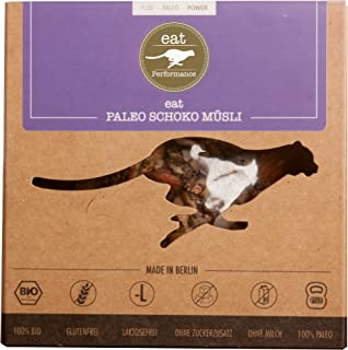 Paleo muesli chocolate (325g) de eat Performance (cereales