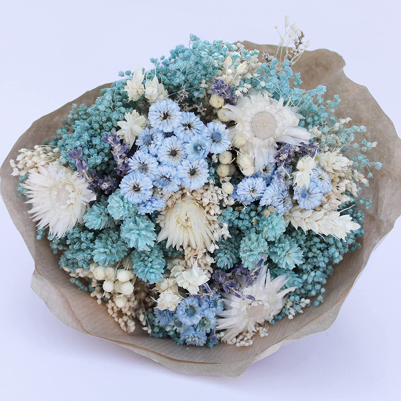 Bundle of Joy Bouquet Air-dried High material Discount is also underway Preserved Wild Bunch Flower B