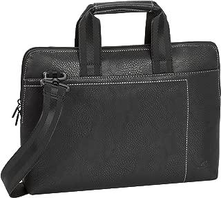 Rivacase 8920 13.3 Laptop Case, Computer Bag, Business Bag, Slim Laptop Bag, Black