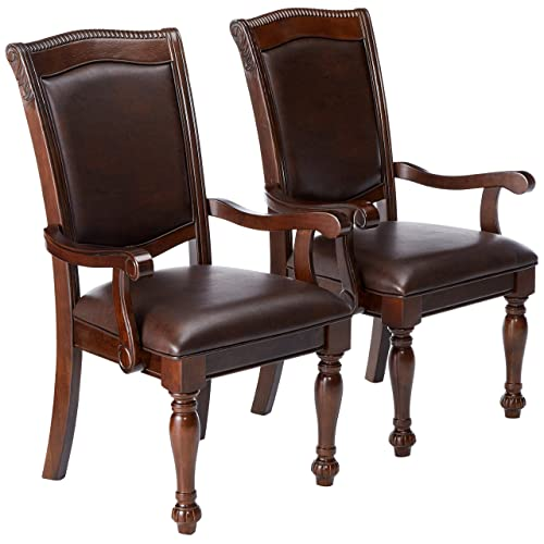buy popular deb4e 9d5ef Traditional Dining Chairs: Amazon.com