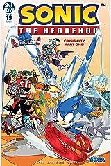 Sonic The Hedgehog (2018-) #19 Kindle Edition