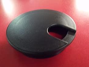 Bainbridge - Black Desk Grommet , 3 inch, 5 Pack