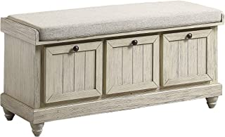 Best antique white benches Reviews