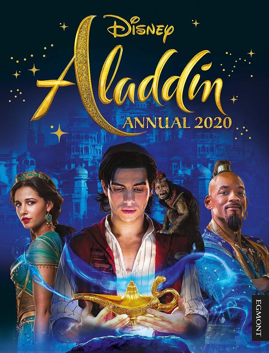 果てしないフリンジ認可Disney Aladdin Annual 2020 (Live Action)