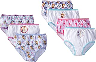 Little Girls' Frozen 7-Pack Panty