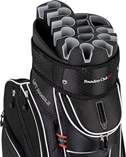 golf club organizer for bag