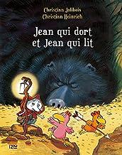 Les P'tites Poules - Jean qui dort et Jean qui lit (Pocket Jeunesse t. 7) (French Edition)