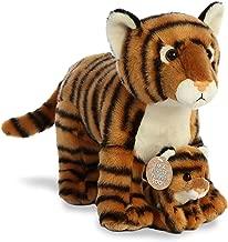 Aurora World Destination Nation Mama and Baby Plush Bengal Tiger