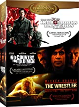 Inglourious Basterds / The Wrestler / No Country for Old Men