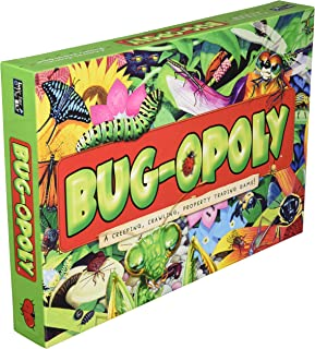 Bug-Opoly Monopoly Board Game