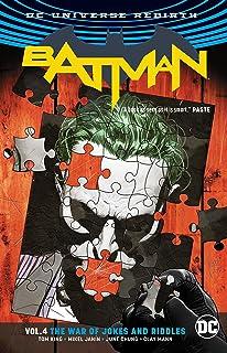 Batman Volume 4: The War of Jokes and Riddles