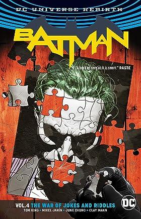 Batman 4: The War of Jokes and Riddles