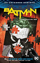 King, T: Batman Vol. 4 The War Of Jokes And Riddles (Rebirth