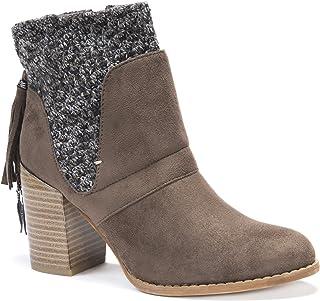 حذاء نسائي بكعب عالٍ من إليزابيث من Muk Luks